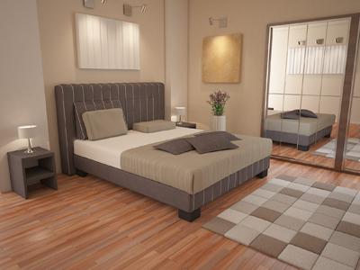 Bedroom | Visualisation
